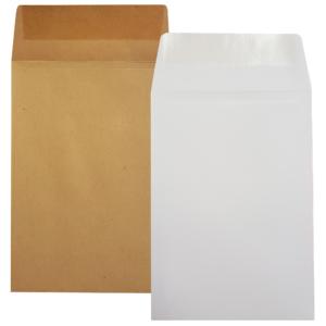 124x89mm Gummed Paper Envelope