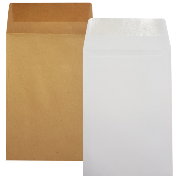 124x89mm Gummed Paper Envelope